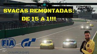 Campeonato FIA 07/12 | GAMEPLAY GRAN TURISMO SPORT PS4 | Toyota velocidad total!!!