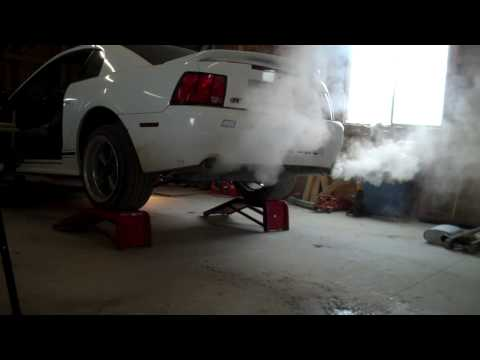 1999 Mustang GT Aero Turbines AT2525