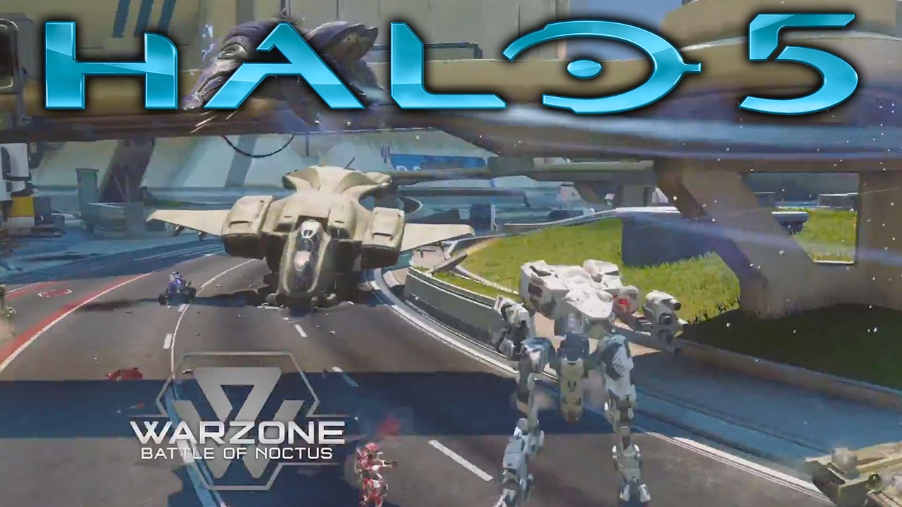 Halo 5: Guardians - December Update Trailer - Cartographer's Gift ...