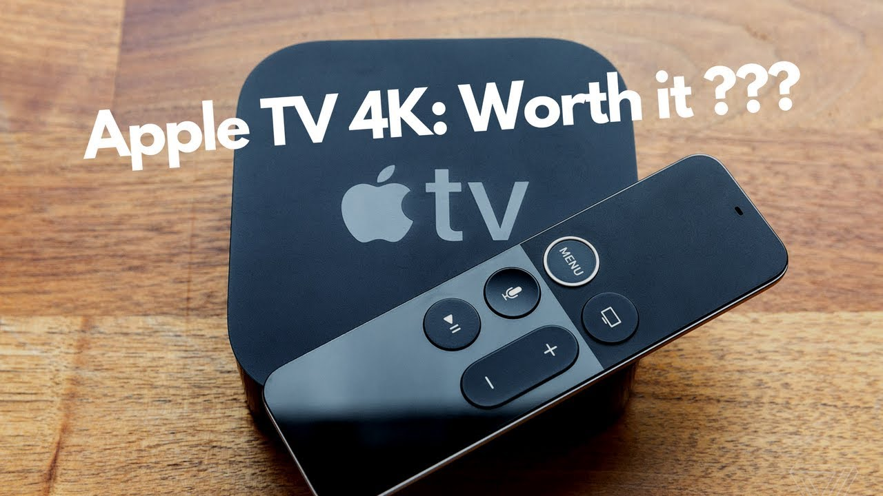Apple TV 4K Review: Worth it???