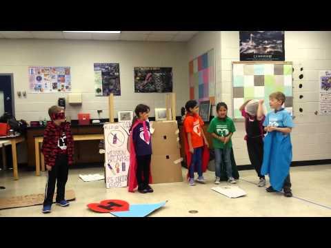 Skipwith Superheroes performing at DI