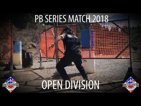 USPSA PB Series Match 2018