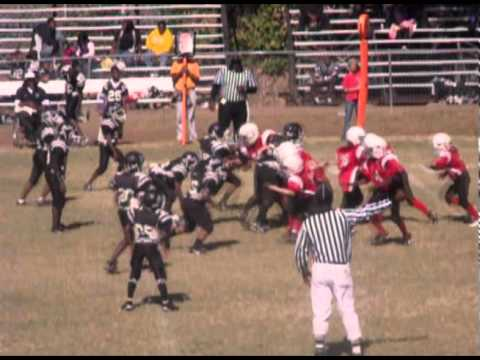 The Lexington Colts | 2010 Season Highlights | B Team Defense