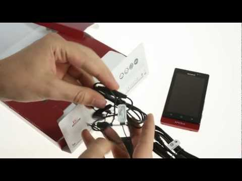 Sony Xperia sola hands-on