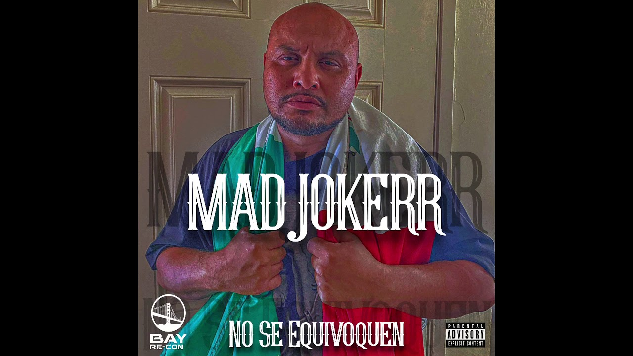 Mad Jokerr - No Se Equivoquen (Audio) Prod by Lagger808Kings