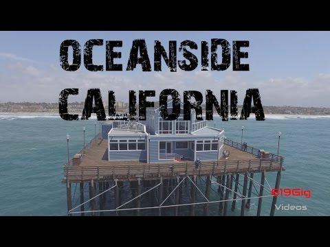 DJI Phantom 3 Professional Drone - Oceanside, CA Pier