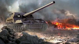 Танкосмотр2019 #9. CCCР. САУ (ветка Об. 261) | World of Tanks