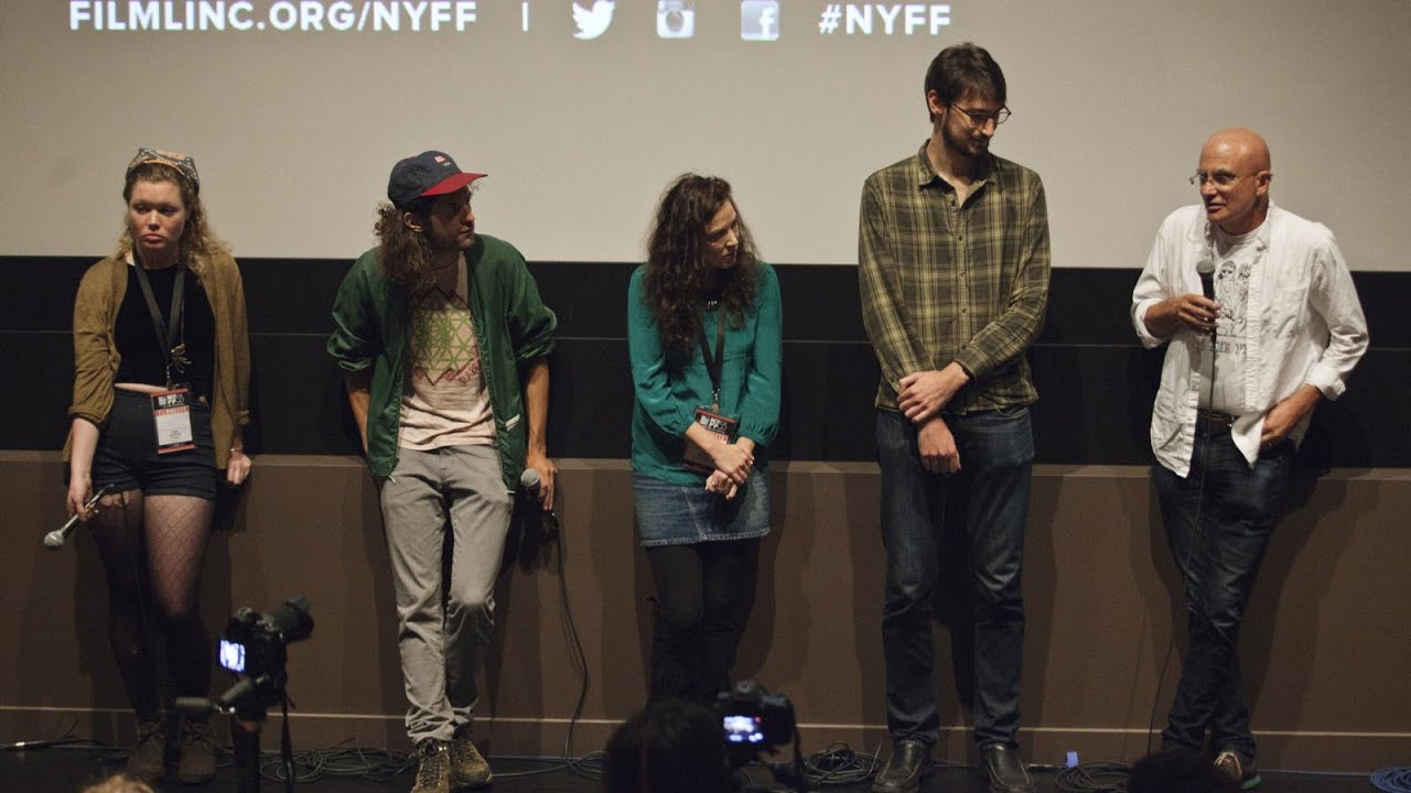 NYFF Shorts Program: Animation Q&A | NYFF53