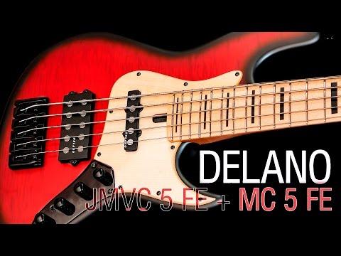 Delano JMVC 5 FE + MC 5 FE