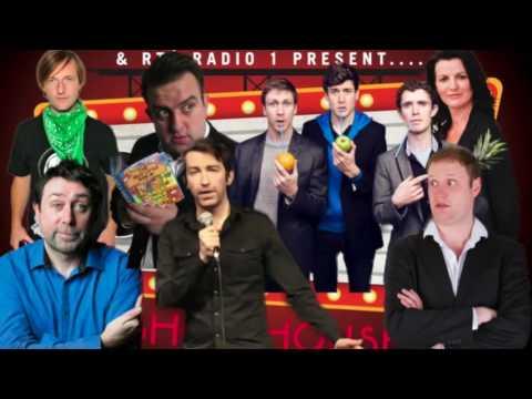 Comedy Showhouse Radio Promo