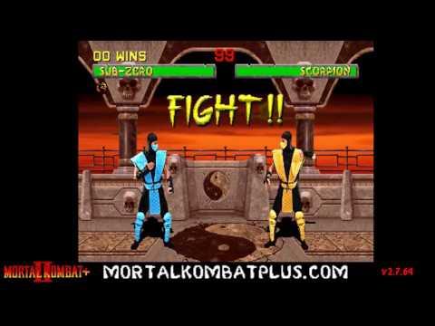 Mortal Kombat 2+ Update - Sub-Zero's Air Ice Restored!!
