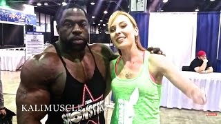 "Chicago Fit Expo {Slap-City} Kali Muscle + Thai + ""X"""