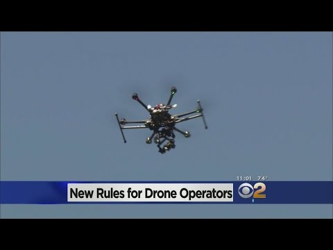 Close Calls, Safety Risks Spur Feds To Require Registration For Drone Aircraft