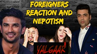 NEPOTISM and FOREIGNERS REACTION | Aparichit