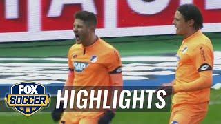 Video Gol Pertandingan Hertha Berlin vs Hoffenheim