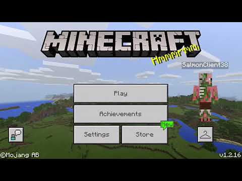 How to delete mods on Minecraft PE YouTube