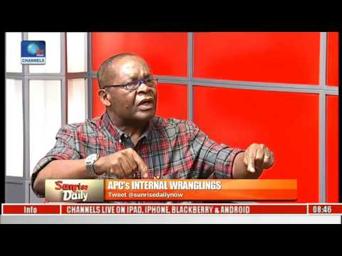 APC Will Also Be Basket Of Deplorables If We Do Not Put Our House In Order -- Joe Igbokwe Pt. 2