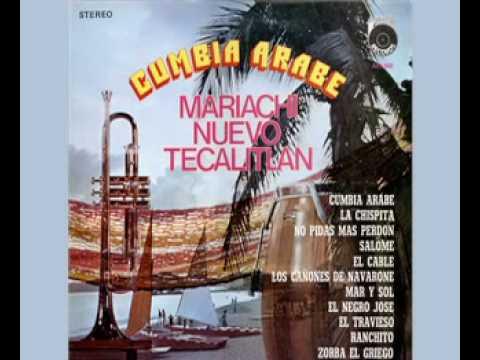 Mariachi Nuevo Tecalitlan  El Cable
