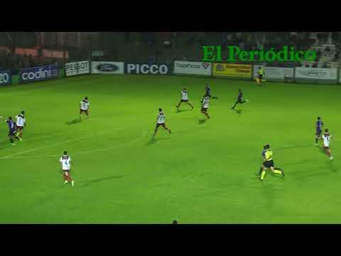 Sportivo Belgrano 1 - 1 Douglas Haig. 19/10/17. Federal A. Fecha 7°.