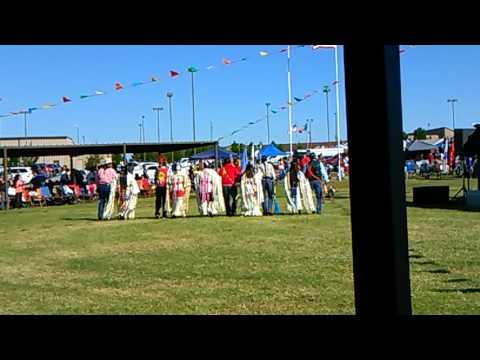 Comanche Nation Fair 2016: 2017 Numa Princess Candidate.