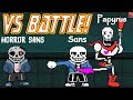 Let's play UNDERTALE MUGEN   Team Sans and Papyrus vs MUGEN Characters