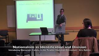 Nationalism as Identification and Division by Dr. Kris Rutten