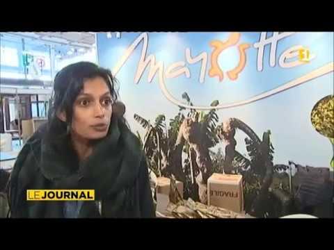 SALON DE L'AGRICULTURE : LA POLYNESIE EN (PETITE) FORCE