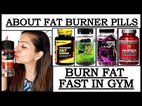 Fat Burner Pills for Weight Loss | Pre WorkOut Fat Burner Supplements for weight Loss | Fat to Fab