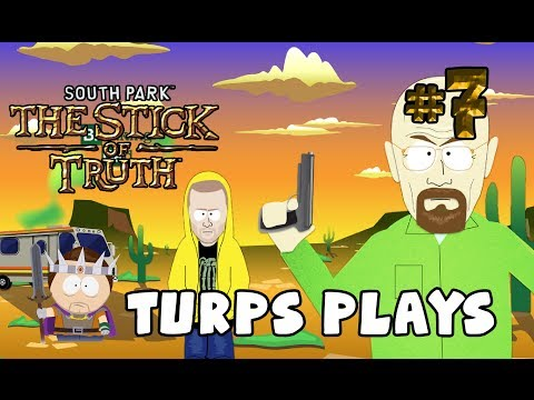 Tweekers - SOUTH PARK: THE STICK OF TRUTH - Turps Plays #7