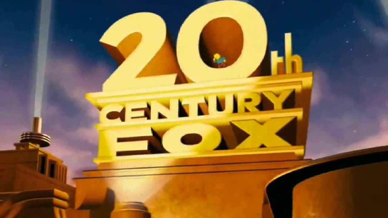 20th Century Fox 2007 The Simpsons Movie With 1983 Fanfare Youtube