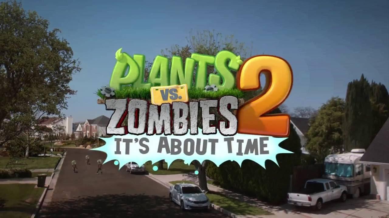 Pflanzen Vs Zombies 1