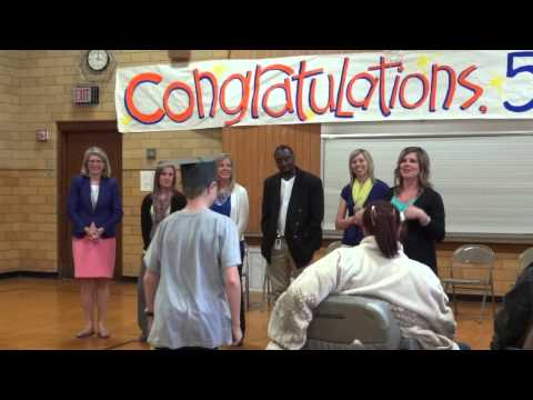 Wolfi Vetter - Graduation from Tank Elementary School (2)