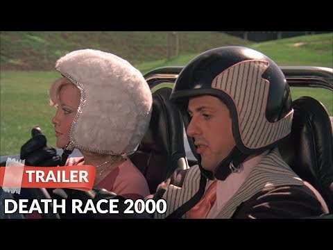 Death Race 2000 1975 Trailer | David Carradine | Sylvester Stallone