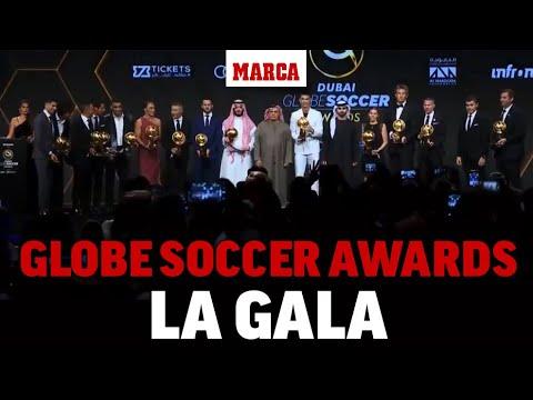 Globe Soccer Awards 2019: La gala con todos los premios I MARCA