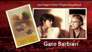 Last Tango In Paris (Ballad) / Gato Barbieri (Original Soundtrack)