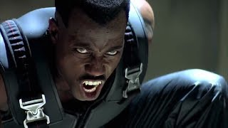 Blade Trailer HD (1998) : Wesley Snipes, Stephen Dorff