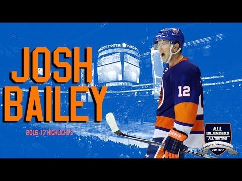 Josh Bailey 16-17 Highlights