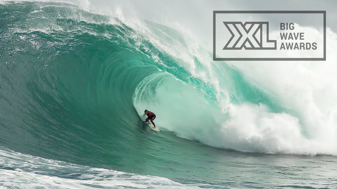 Chris Ross at The Right - 2015 Billabong Ride of the Year Entry - XXL Big Wave Awards