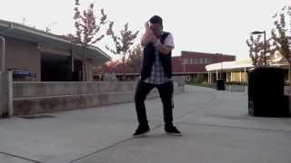 Chris brown Beg for it Choreo