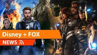 BREAKING NEWS Disney's Acquisition of Fox Said to be Finalized?