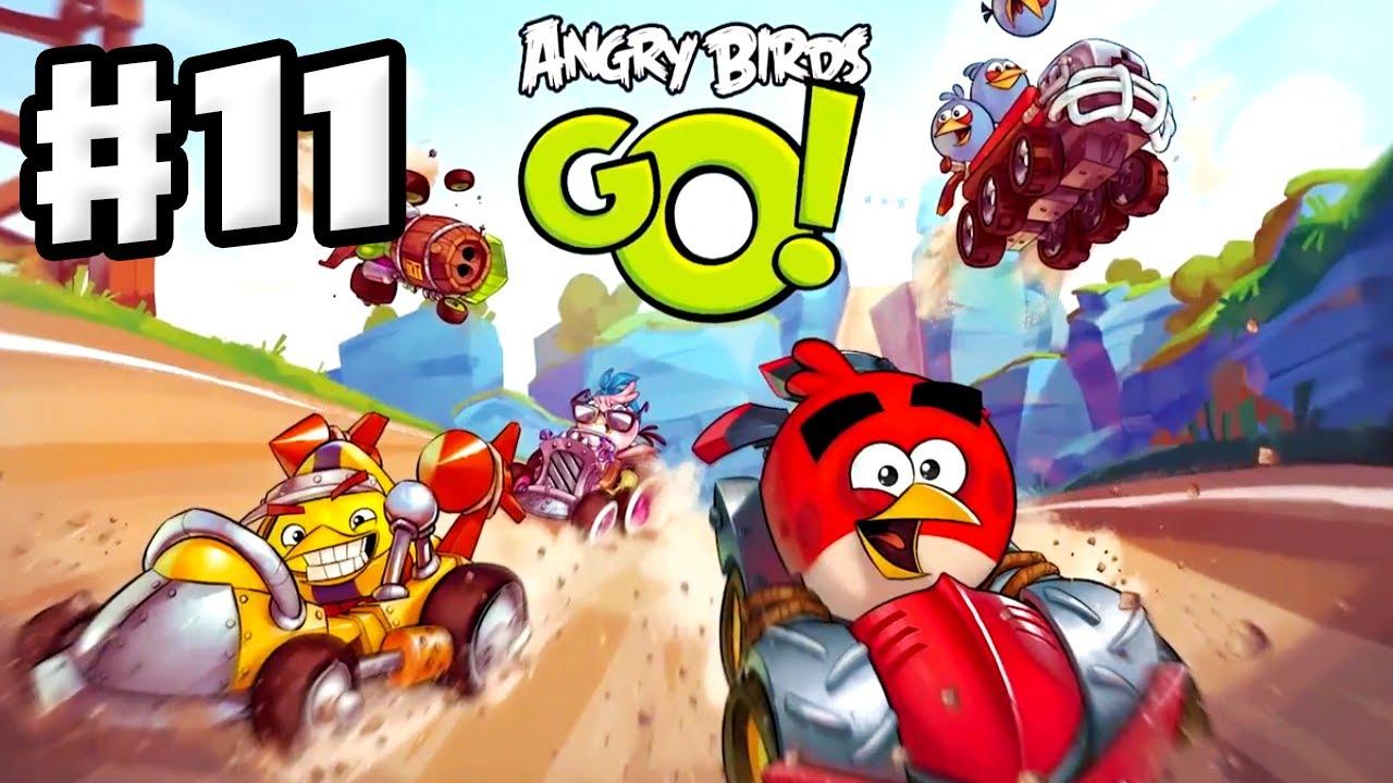 Angry Birds Go! Gameplay Walkthrough Part 11