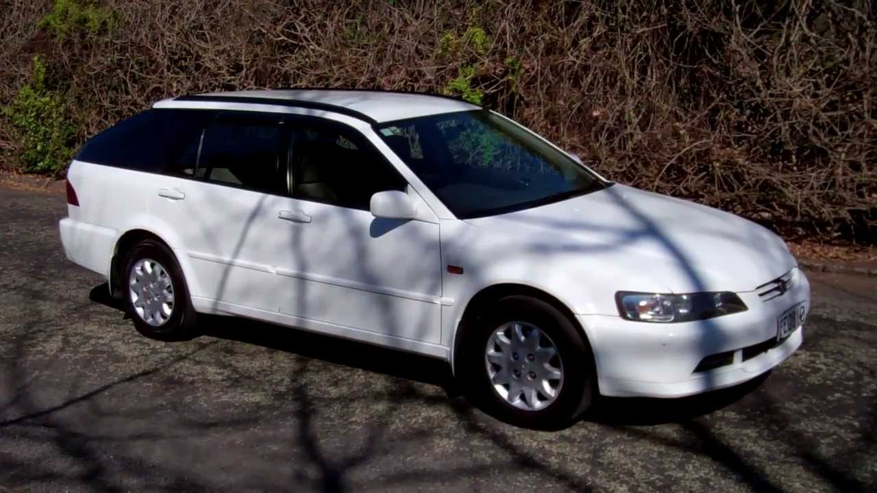 Honda Accord Station Wagon Autos Post