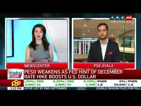 Peso may hit P53 to $1 on 'dovish' BSP: currency analyst