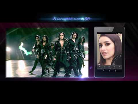 Get Shraddha Kapoor's ABCD2 Looks with Lakme Makeup Pro