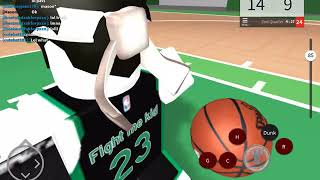 xiieliteboyxii Highlights Roblox Nba Phenom vs GSW: 11 Points in 3 Quarters.