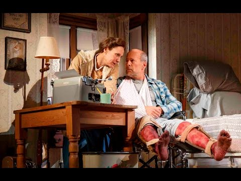 Review of Misery at Broadhurst Starring Bruce Willis