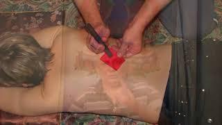 Урок 28. Лечение точечным массажем. Как лечить онкологию, опухоли, женские болезни.