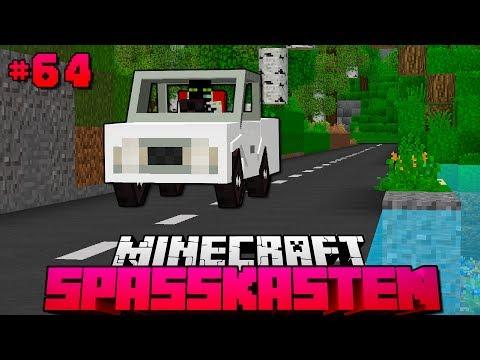 DIE STRAßE zur NEUEN STADT?! - Minecraft Spasskasten #64 [Deutsch/HD]