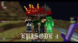 Fallen Kingdom UHC Episode 4 - I either die or go AFK for 10 mins