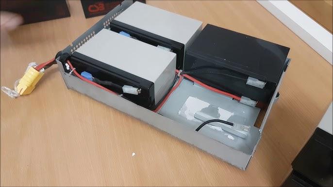 [SCHEMATICS_49CH]  APC Smart UPS SC 1500 Battery Wiring Diagram - YouTube | Apc Wiring Battery Diagram |  | YouTube